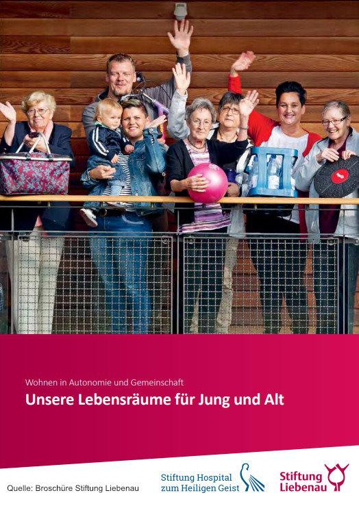 Stiftung Liebenau Lebensräume für Jung und Alt