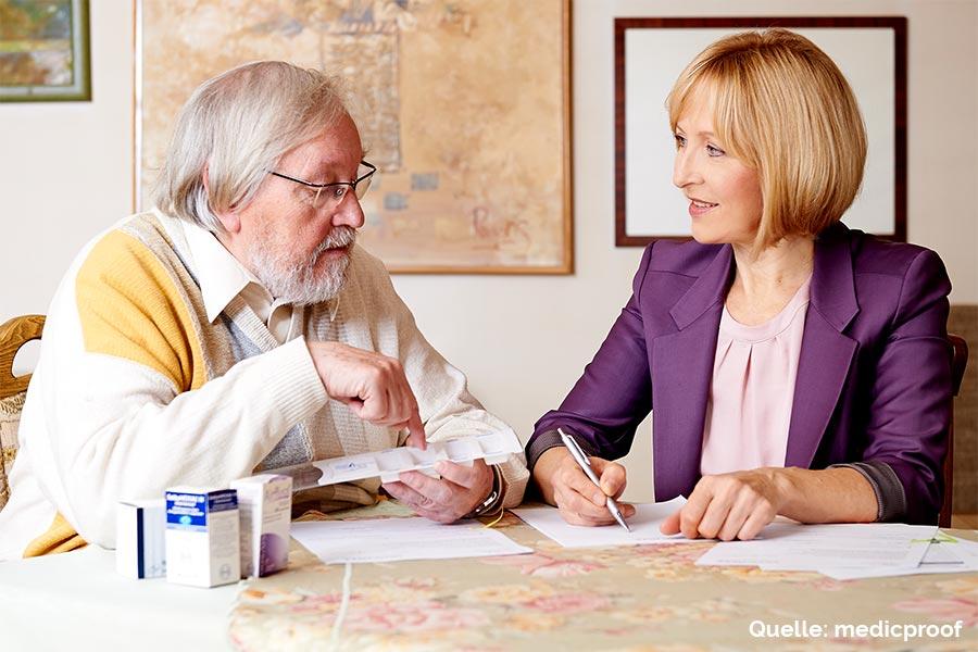 Feststellung der Pflegebedürftigkeit bei privat versicherten durch medicproof