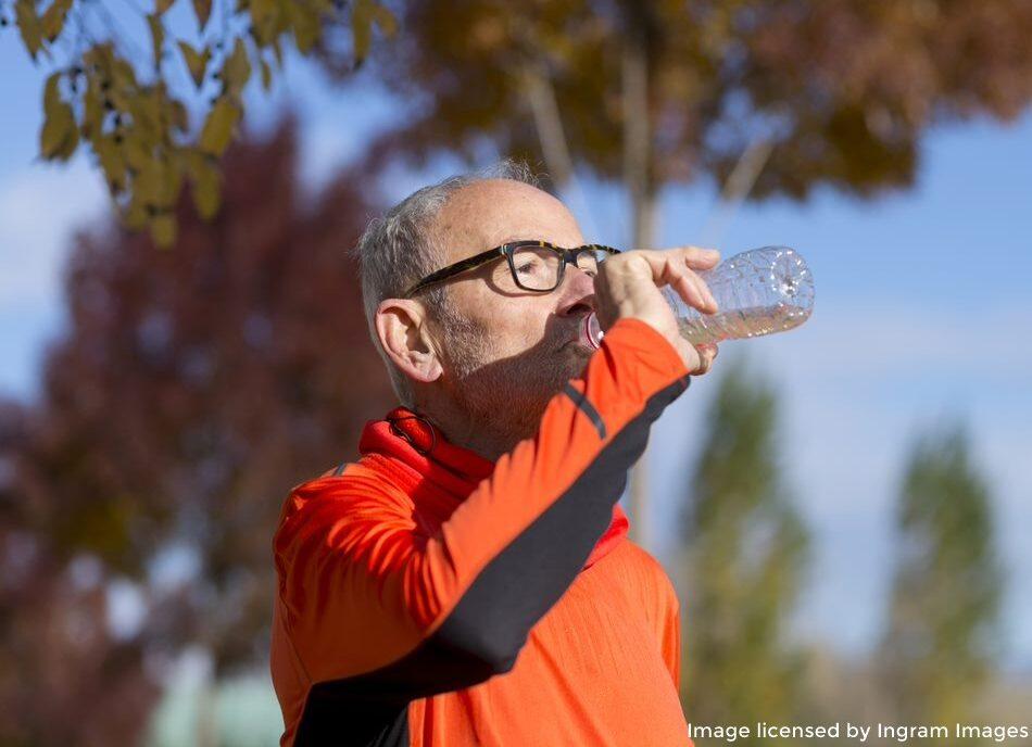 dehydration vorbeugen