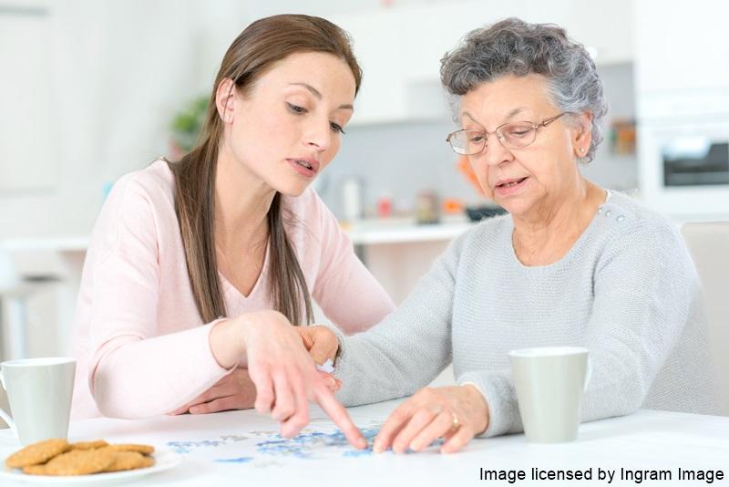 Freizeitgestaltung für Menschen mit Demenz