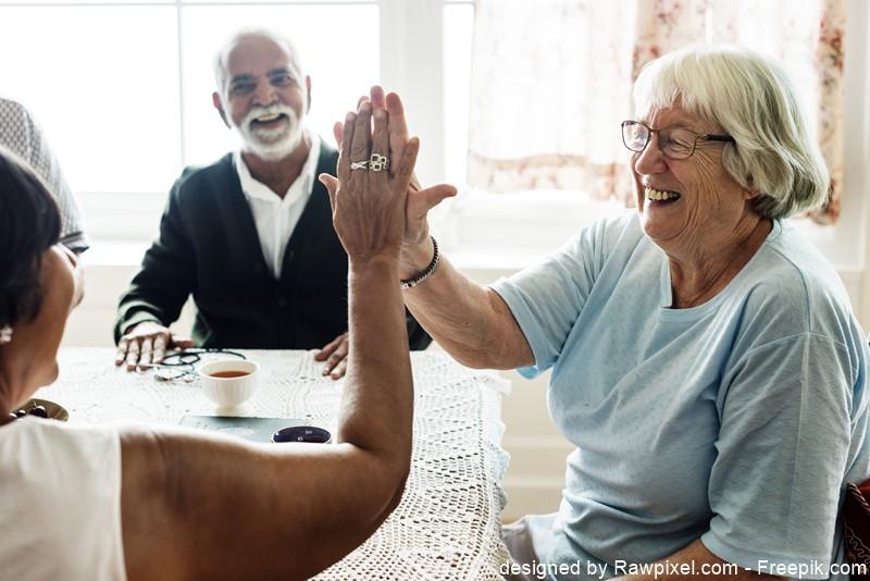 senioren wohnanlage