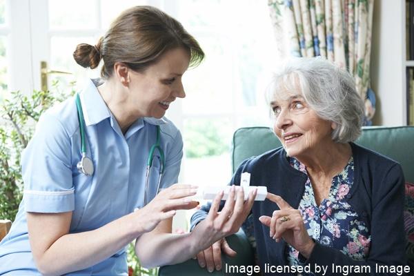 medikamentengabe durch pflegedienst