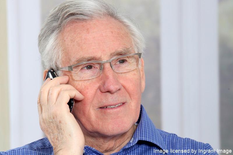 Senioren Hotline Silbernetz