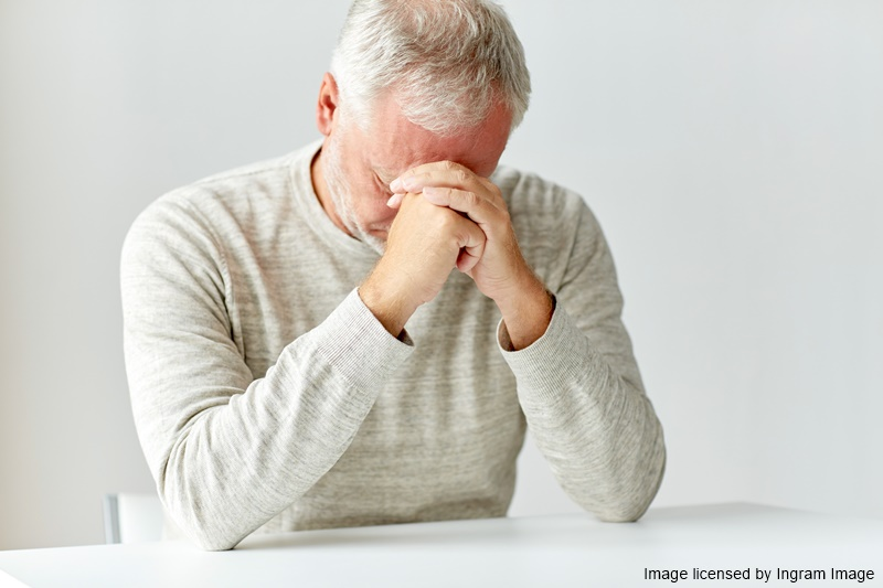 Depression bei Senioren