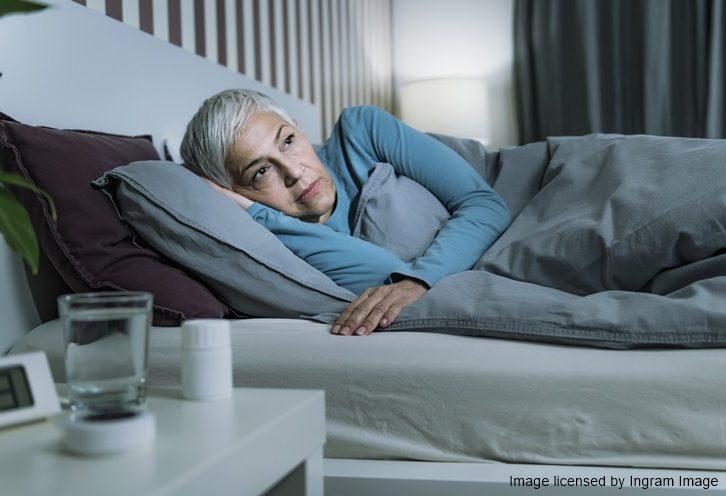 Schlafstörung im Alter