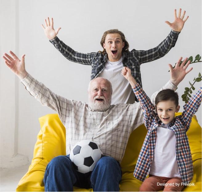 Mehrgenerationen Wohnen