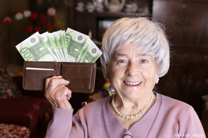 Geldanlage im Alter