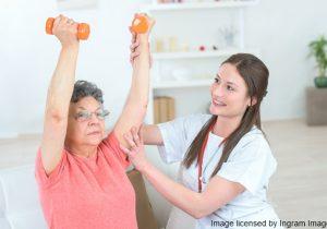Mobilisation in der Pflege
