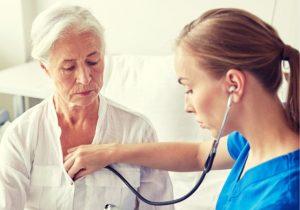 Pneumoniekontrolle