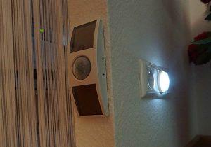 Sensor technische Hilfsmittel für altersgerechte Wohnung
