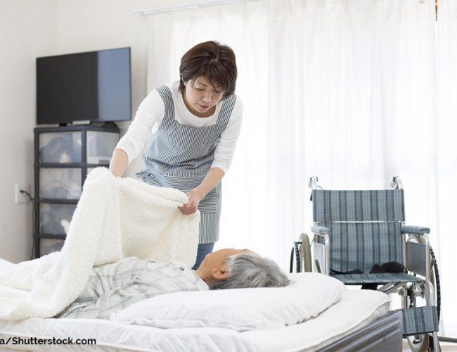 Pflege durch ambulanten Pflegedienst